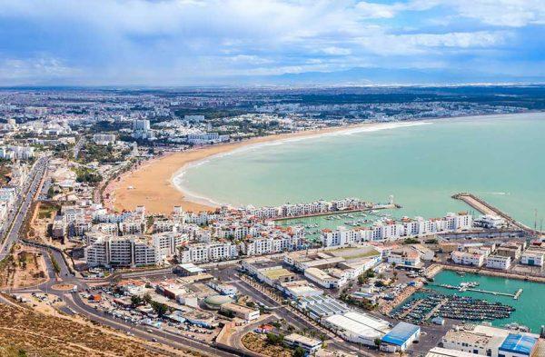 Marokko – Agadir Urlaub