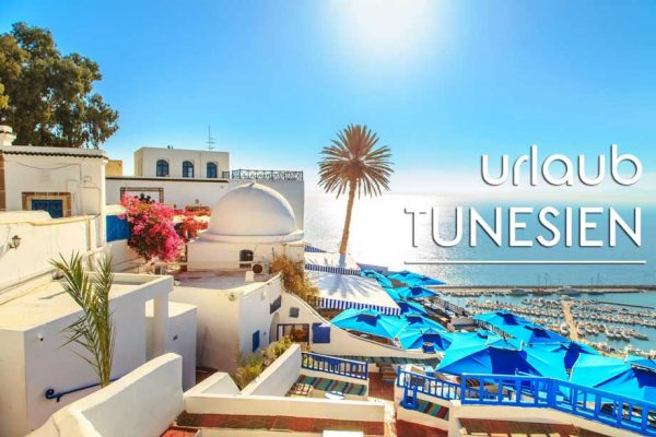 Besuchen Sie Tunesien